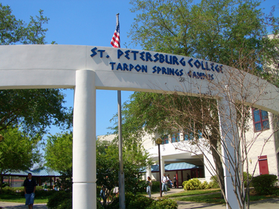 Tarpon Springs Campus Career Fair