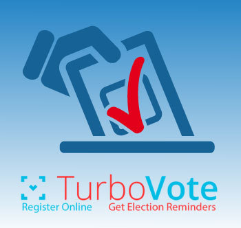 TurboVote Voting made easy image