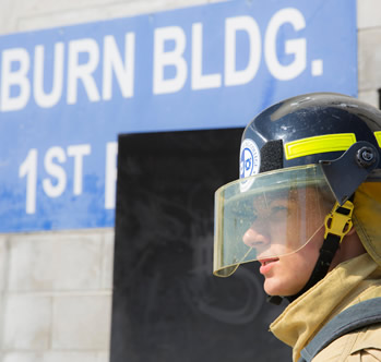 Fire Training Center image