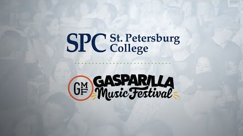 youtube poster for Gasparilla Music Festival video