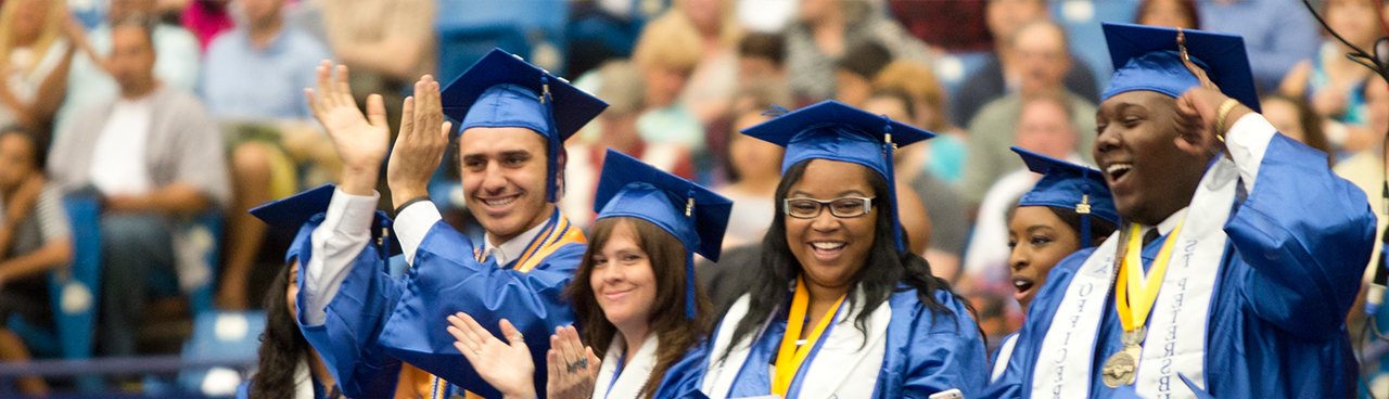 Register for Commencement Ceremony